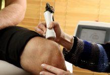 laze điều trị đau gối