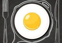 thực phẩm giàu protein nhất là trứng