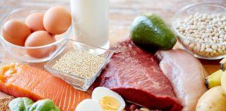 ngộ độc protein