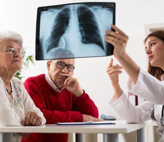 bệnh phổi do viêm khớp dạng thấp