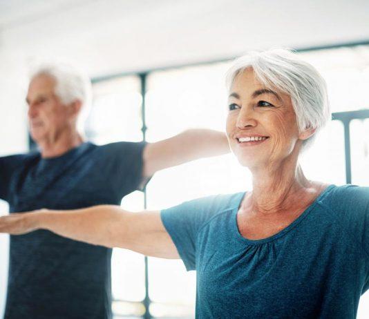 bài tập thể dục cho người bị viêm khớp vai