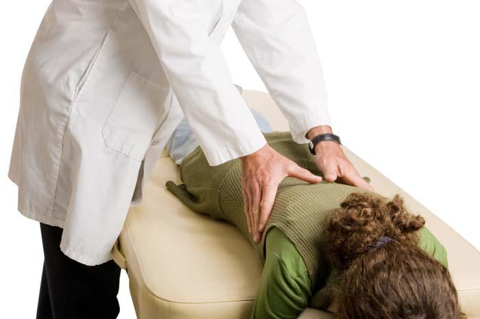 chẩn đoán đau lưng