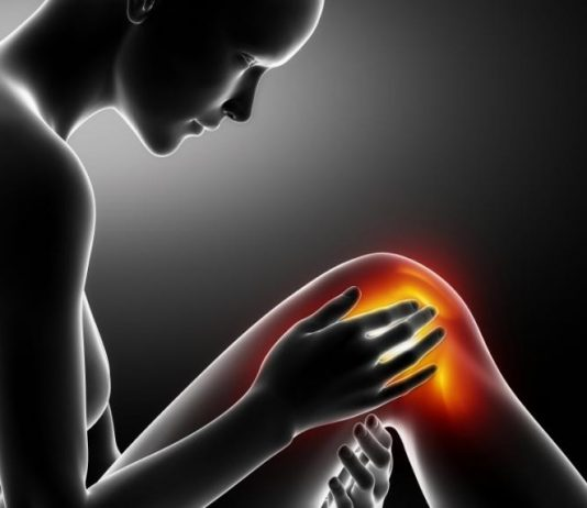 đau khớp gối do viêm khớp