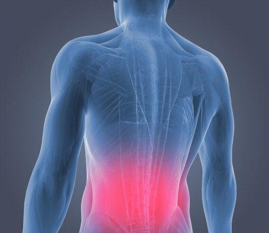 đau lưng thấp