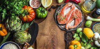 chế độ ăn uống khi bị thoái hoá khớp